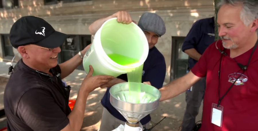 Gostbusters Slime