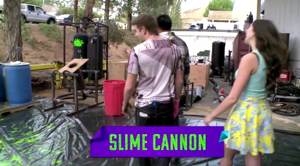 Slime Cannon