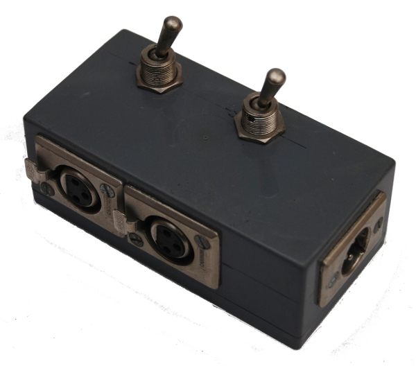 Toggle Switch Box