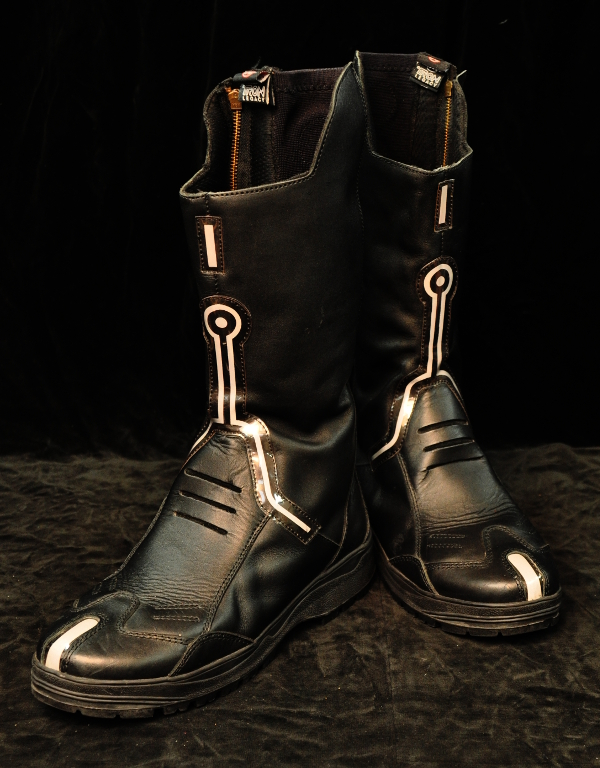 Tron Boots