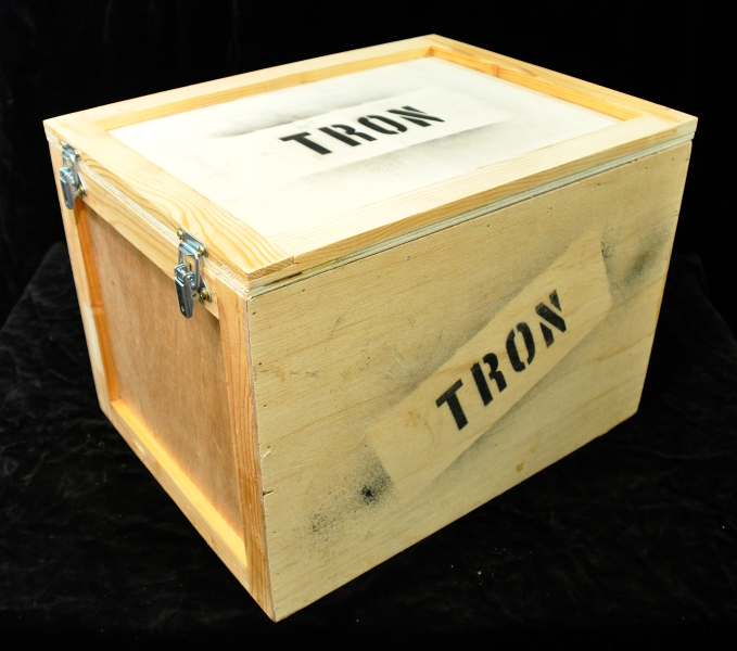 Tron Crate